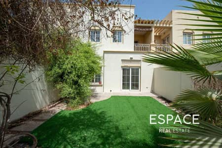 2 Bedroom Villa for Sale in The Springs, Dubai - 2BR + Study | Road View | Well Maintained