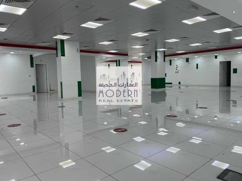 5,900 Sq. ft RETAILS SPACE  IS AVAILABLE FOR BUSINESS IN AL RAFFA