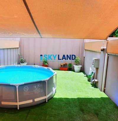فیلا 3 غرف نوم للبيع في الريف، أبوظبي - Single Row   Private Garden   3BR + Study