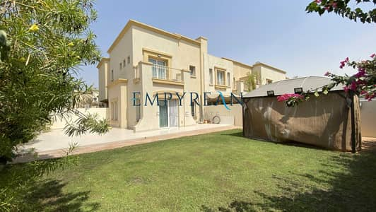 4 Bedroom Villa for Rent in The Springs, Dubai - SPRINGS 12 | FURNISHED or UNFURNISHED | 4 BED