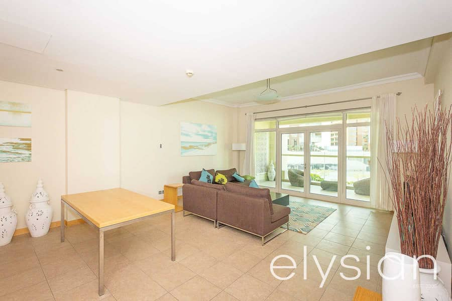 2 1 Bedroom | Sea View | Fully Furnished