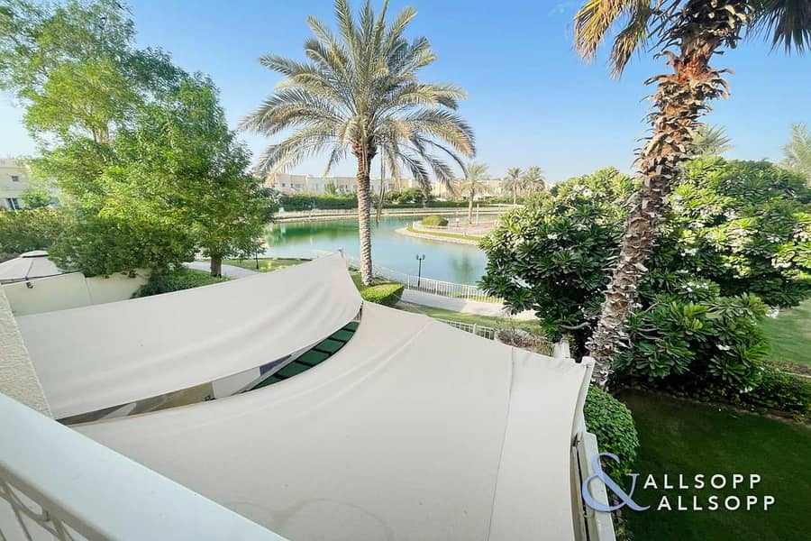 Two Bedrooms | Private Pool | Lake View