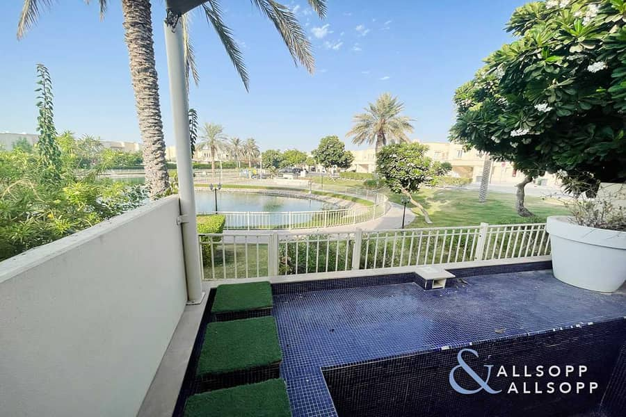 2 Two Bedrooms | Private Pool | Lake View