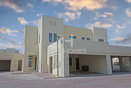 3 Bedroom Townhouse for Sale in Reem, Dubai - Vacant Unit | Great Location | Type A |
