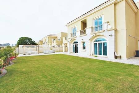 فیلا 5 غرف نوم للبيع في مدينة دبي الرياضية، دبي - Beautiful Type B1 with Stunning Golf Views