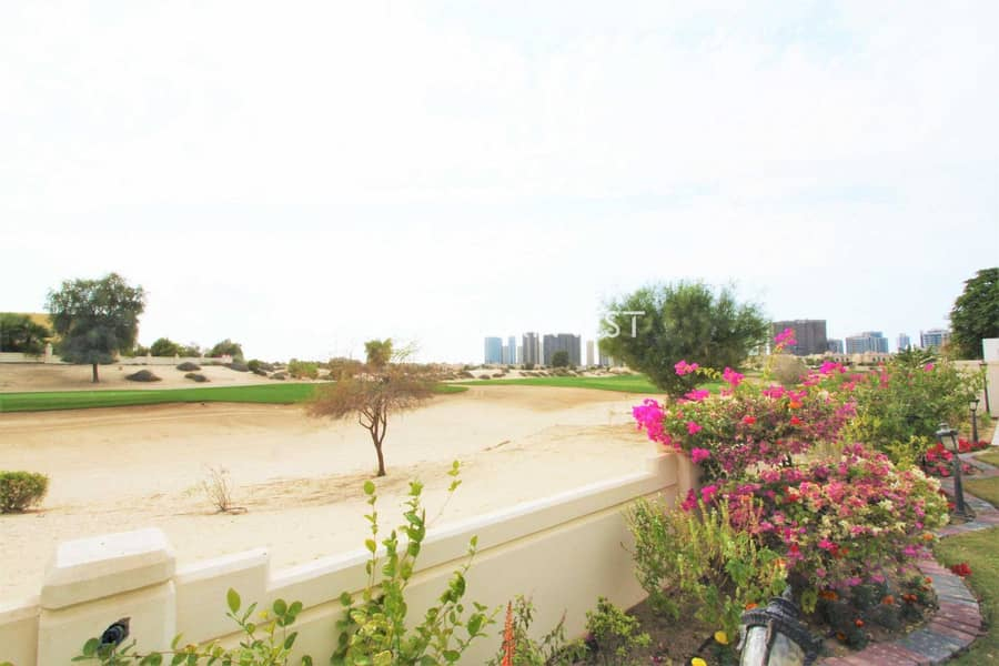 12 Beautiful Type B1 with Stunning Golf Views