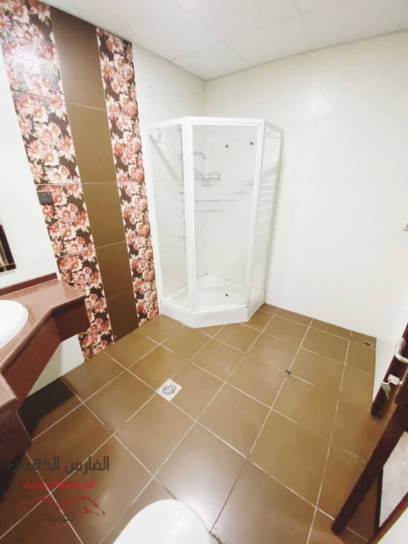8 Amazing studio in opposite of Al Wahda Mall for monthly rent