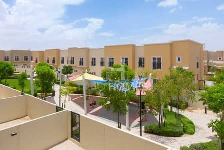 تاون هاوس 3 غرف نوم للايجار في دبي لاند، دبي - Single row and walking distance to Pool