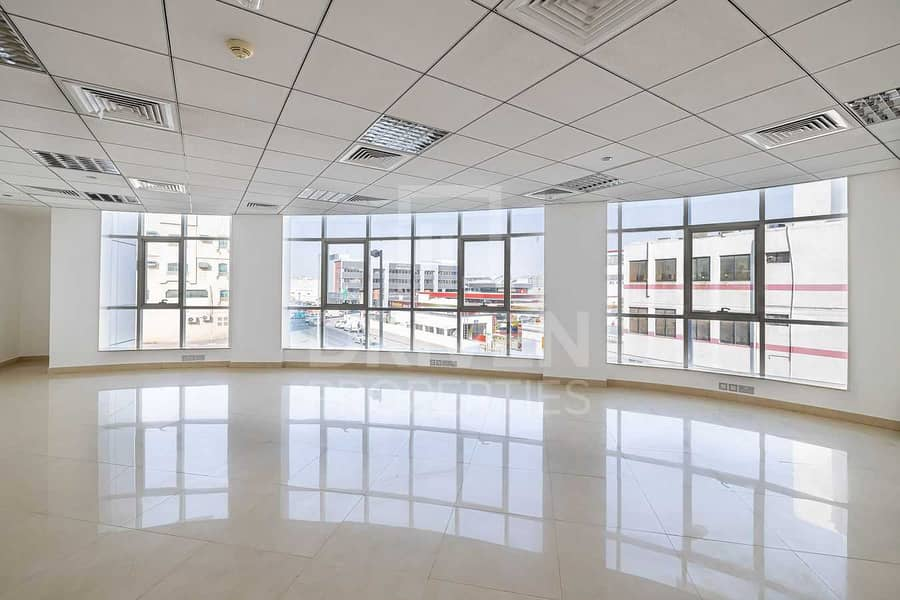 Well-managed Office for Rent | Port Saeed