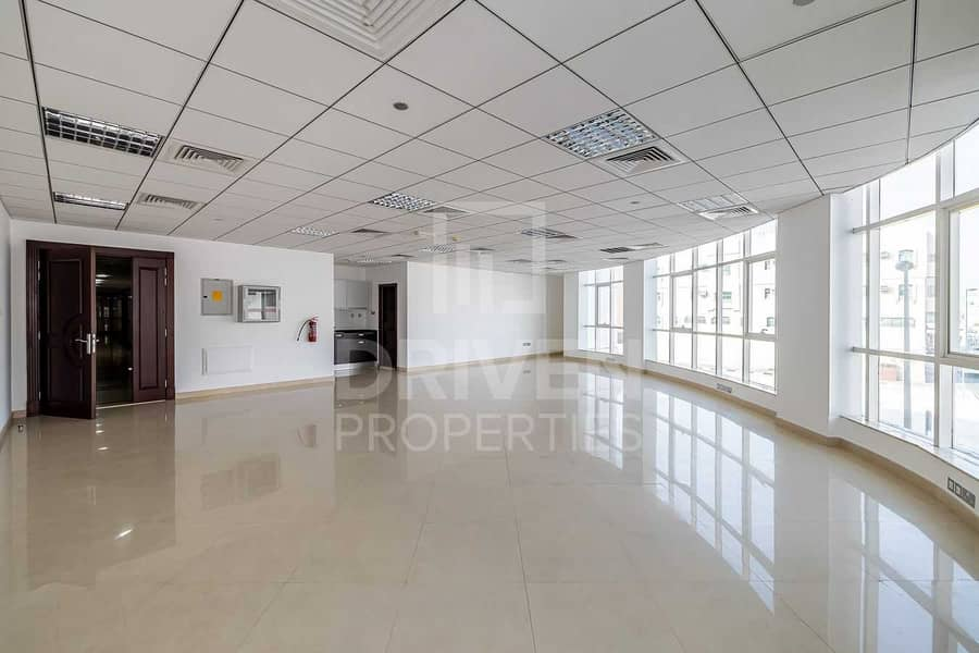 2 Well-managed Office for Rent | Port Saeed