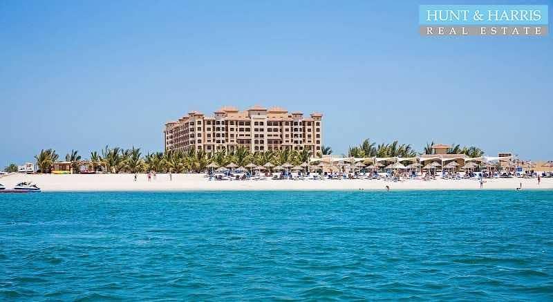 18 Sea Views - 5* Living - Al Marjan Resort - Fully Furnished