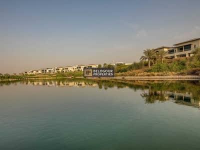 ارض استخدام متعدد  للبيع في دبي هيلز استيت، دبي - Golf at your doorstep| Build your Masterpiece