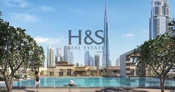 شقة 3 غرف نوم للبيع في وسط مدينة دبي، دبي - Luxury Living Apt I Prime Location I Downtown