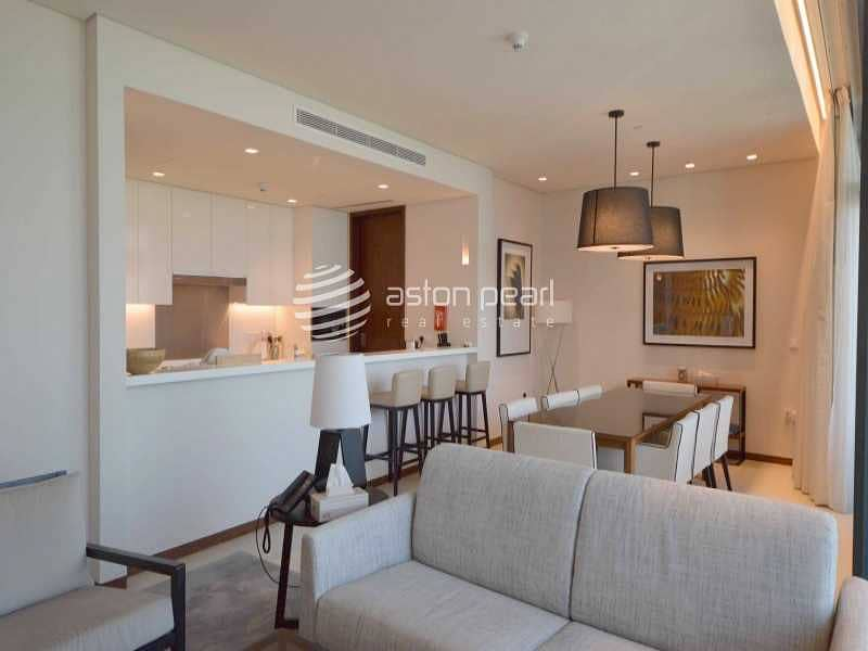 2 Luxury Furnished| 3 BR + M | Full Golf Course View