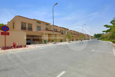 3 Bedroom Townhouse for Rent in Al Raha Golf Gardens, Abu Dhabi - Negotiable | Luxurious Townhouse | Call us
