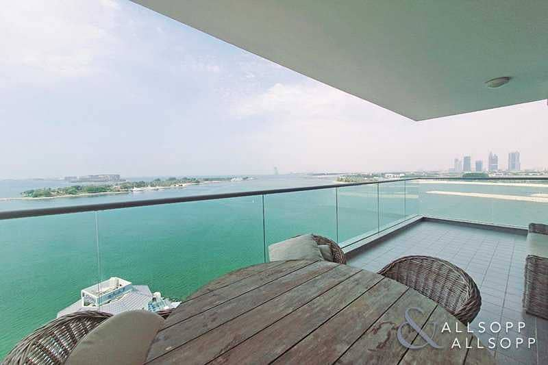 2 Beds | Sea View | Dual Aspect Balcony