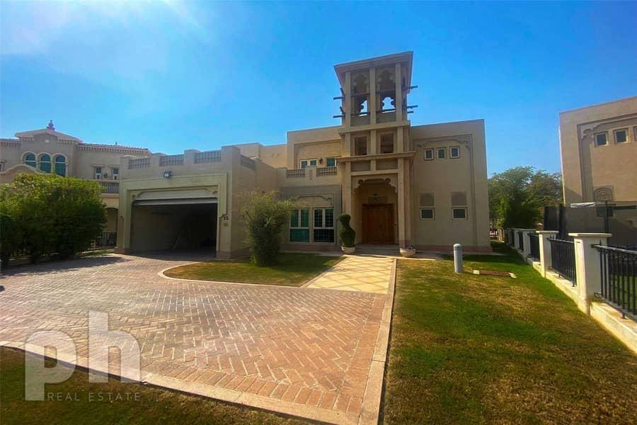 2 Huge Villa | Unfurnished | Vacant | 4BR.
