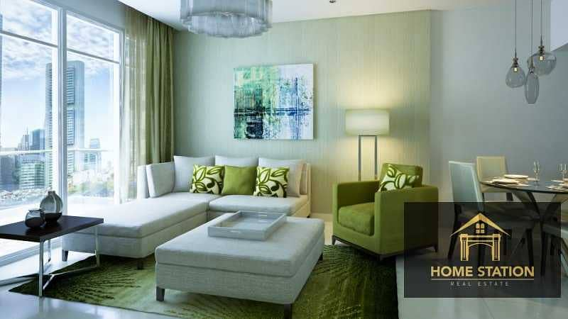 2 Tower 108 ||Full furnished 3 Bed Room | Inclusive All Bills