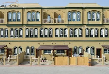 3BR VILLA FOR RENT IN AJMAN UPTOWN FOR AED 75000