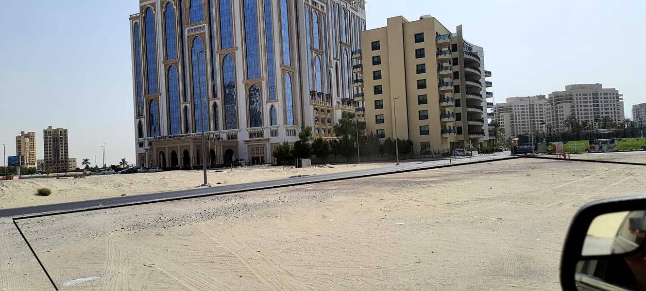 2 Retail or Residential Investment Opportunity for Jaddaf Area