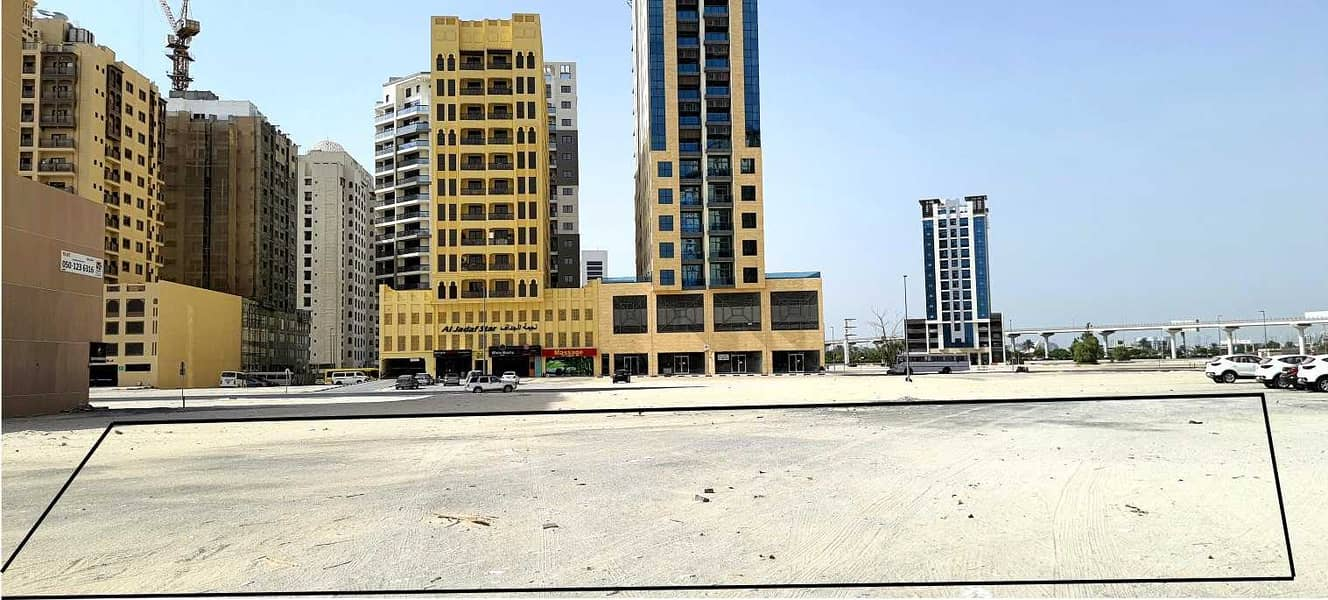 3 Retail or Residential Investment Opportunity for Jaddaf Area