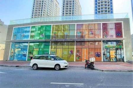 Shop for Rent in Dubai Marina, Dubai - Studio One Retail   3487 sqft   Shell & Core   New Building
