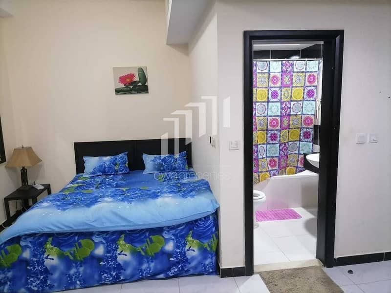 9 Fully Furnished Studio   With Parking   Ready