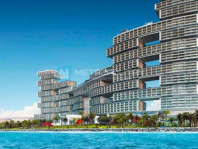2 Sea and Palm View | Luxurious Living | High Floor