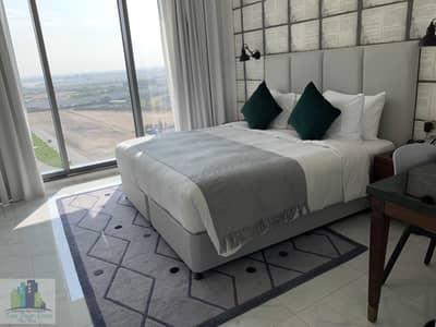 فلیٹ 1 غرفة نوم للايجار في الخليج التجاري، دبي - ALL INCLUSIVE FULLY FURNISHED 1BR FOR RENT IN MILLENNIUM ATRIA BUSINESS BAY