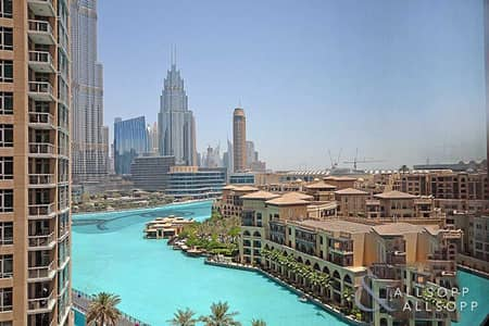 2 Bedroom Apartment for Sale in Downtown Dubai, Dubai - Upgraded   Two Bedroom   Fully Furnished