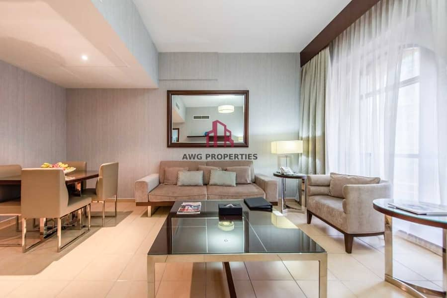 Luxury Furnished| All Bills Included| Sea View