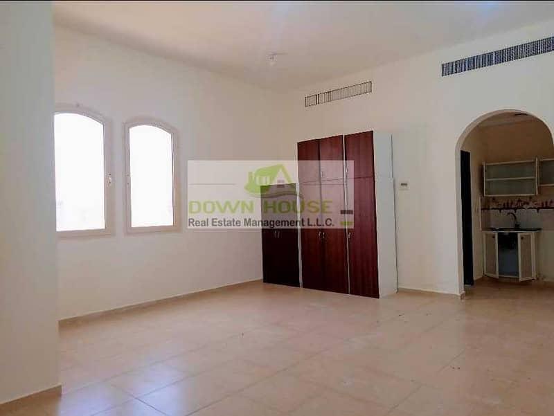 Best Deal Huge Studio Flat in Khalifa City A