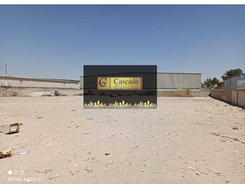 Jebel Ali industrial Are : freehold land for warehouse