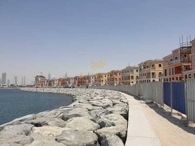 تاون هاوس 5 غرف نوم للبيع في جميرا، دبي - Roof top terrace  Full Sea View   5 Bed+Maid 