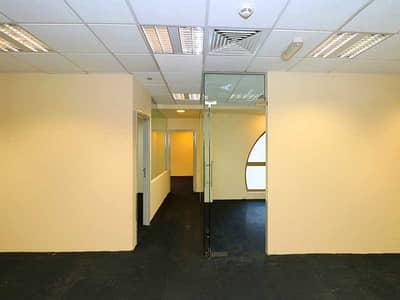 مکتب  للايجار في بوابة إبن بطوطة، دبي - Prime Location I Fitted Office DEWA & Chiller Free