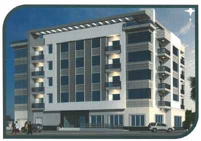21 Bedroom Building for Sale in Dubai World Central, Dubai - G+4+ROOF RESIDENTIAL BUILDING FOR SALE