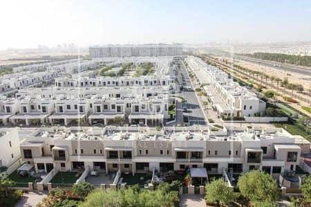 شقة 1 غرفة نوم للايجار في تاون سكوير، دبي - Open View of Townhouses | Fitting Room | Call Now