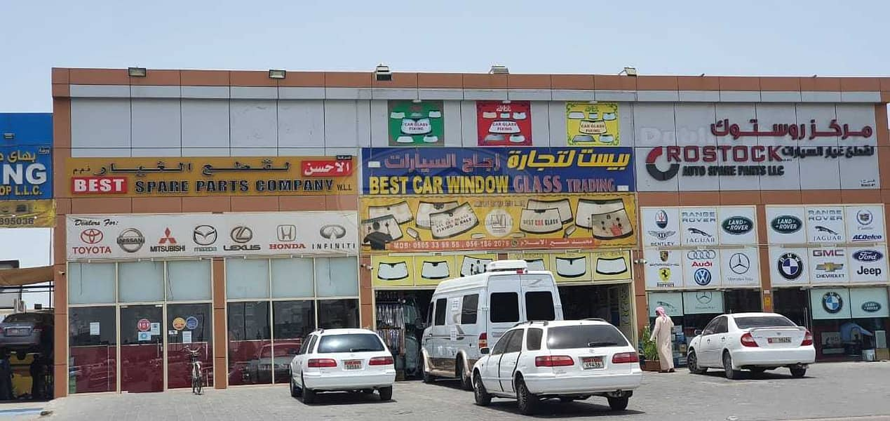 2 Good Deal For Sale / Land For Sale in Abu Dhabi - Al Mussafah - Good location and Good income - Good Price