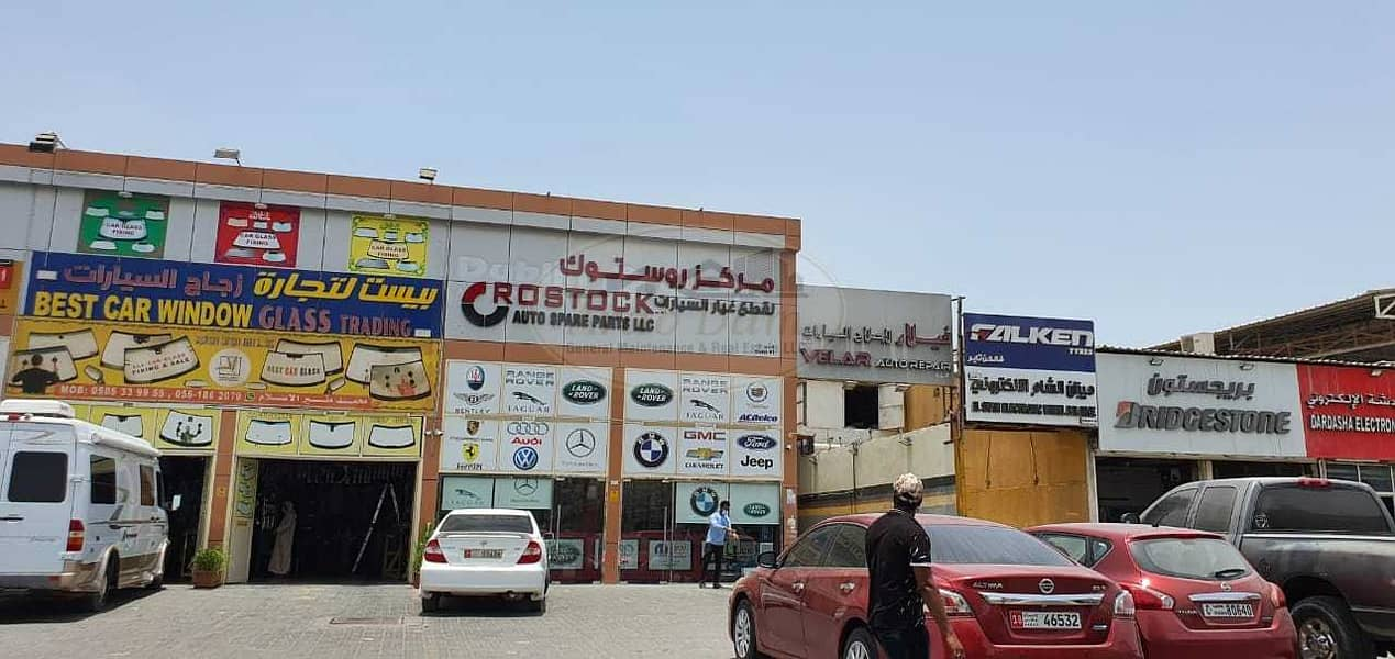 13 Good Deal For Sale / Land For Sale in Abu Dhabi - Al Mussafah - Good location and Good income - Good Price