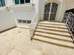 """""""Beautiful/ Classic Villa For Rent   5 Bedroom rooms with Maid Room   Well Maintained   Al Bateen   Flexible Payment"""""""