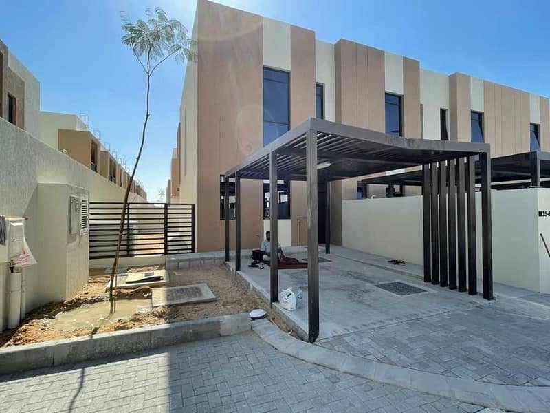Brand new 2 br corner villa ready to move