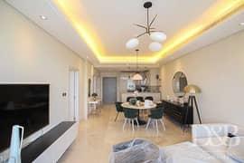 شقة في ذا 8 ذا كريسنت نخلة جميرا 1 غرف 179900 درهم - 5000673