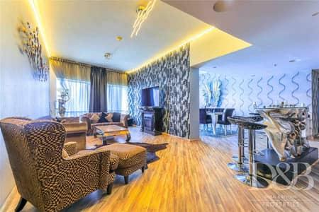 شقة 3 غرف نوم للبيع في أبراج بحيرات الجميرا، دبي - Jumeirah Lake View | Upgraded | Stunning