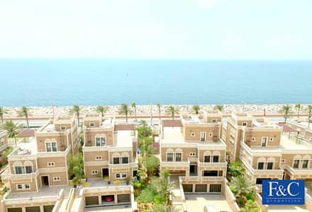 2 Bedroom Apartment for Sale in Palm Jumeirah, Dubai - 2 Bed+ Maid's| Sea View| Motivated Seller