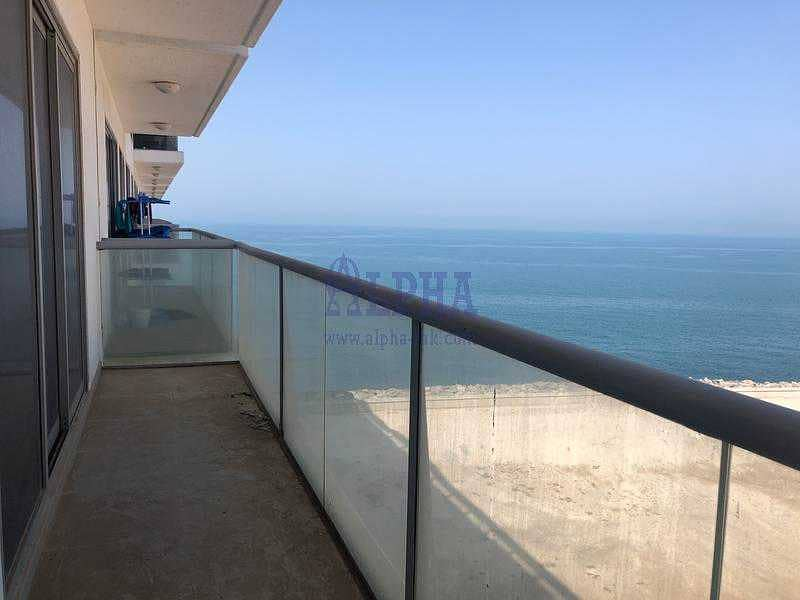 2 Bedroom | Relaxing Sea View - Unfurnished