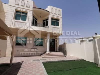 5 Bedroom Villa for Rent in Al Khabisi, Al Ain - Elegant Modern 5BR Separate Duplex Villa in Khabisi Al Ain