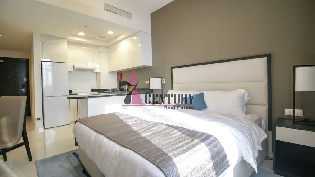 For Rent | Fully Furnished | Studio Apartment