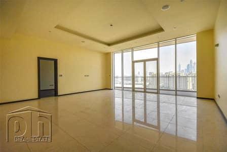 شقة 3 غرف نوم للبيع في نخلة جميرا، دبي - Stunning Views   High Floor   Tenanted