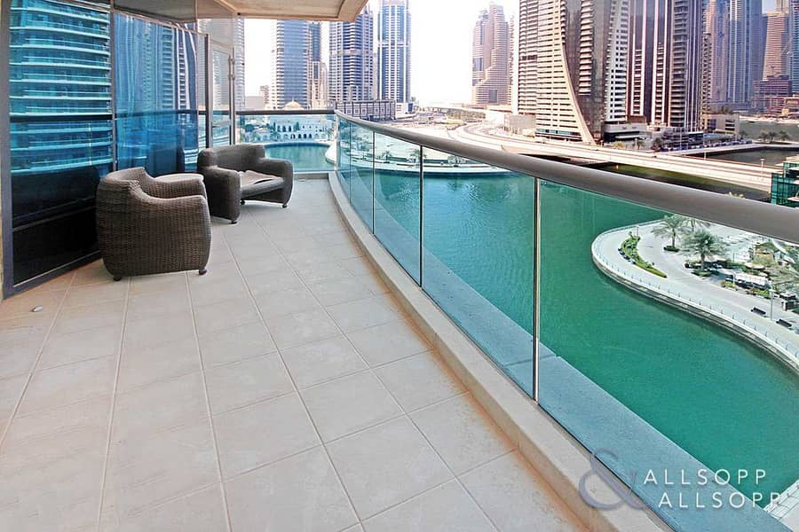 2 3 Bedrooms   Furnished   Large Terrace