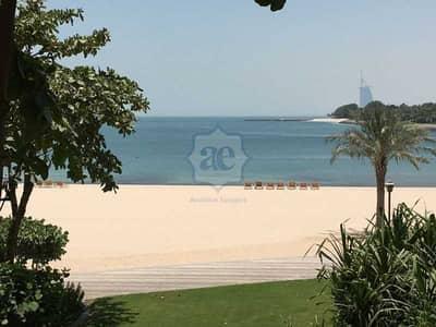 فلیٹ 1 غرفة نوم للبيع في نخلة جميرا، دبي - Type B | Sea View | Vacant Unit | Unfurnished